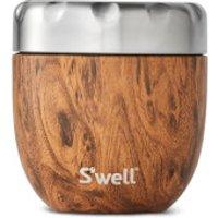S'well Eats 2 in 1 The Teakwood Nesting Food Bowl 16oz