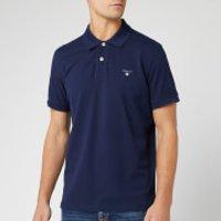 GANT Men's Original Pique Polo Shirt - Evening Blue - XXL - Blue