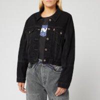 Levis Womens Future Vintage Trucker Jacket - Future Fringe - S