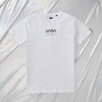 NASA Apollo 11 Lander Unisex T-Shirt - White - XXL - White - Geek Gifts