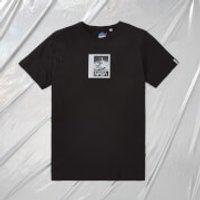 NASA Apollo 11 Moonwalk Unisex T-Shirt - Black - XXL - Black - Geek Gifts