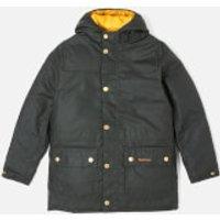 Barbour Boy's Durham Jacket - Sage - XXL (14-15 Years)