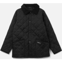 Barbour Boys Liddesdale Quilted Jacket - Black - XXL (14-15 Years)
