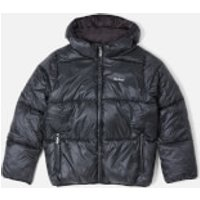 Barbour Boys Ross Quilt Jacket - Black - XXL (14-15 Years)