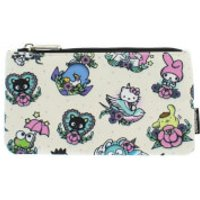 Loungefly Sanrio Hello Kitty Character Tattoo AOP Pencil Pouch