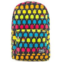 Loungefly Sanrio Hello Kitty Popsicle AOP Nylon Backpack