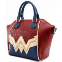 Loungefly DC Justice League Wonder Woman Handbag - Handbag Gifts