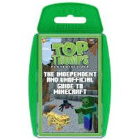 Top Trumps Card Game - Independent and Unofficial Guide to Minecraft Edition - Minecraft Gifts