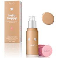 benefit Hello Happy Flawless Liquid Foundation (Various Shades) - Shade 04