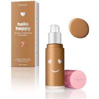 Benefit Hello Happy Flawless Liquid Foundation (various Shades) - Shade 07