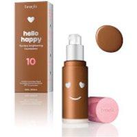 Benefit Hello Happy Flawless Liquid Foundation (various Shades) - Shade 10