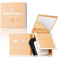 benefit Hello Happy Velvet Powder Foundation (Various Shades) - Shade 03