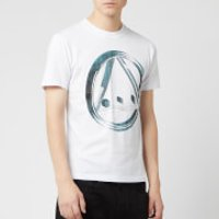 McQ Alexander McQueen Men's Icon 3D T-Shirt - Optic White - XS - White