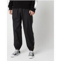 McQ Alexander McQueen Men's Zippy Gathered Track Pants - Darkest Black - XL - Black