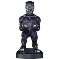 Marvel Black Panther 8 Inch Cable Guy Controller and Smartphone Stand - Marvel Gifts
