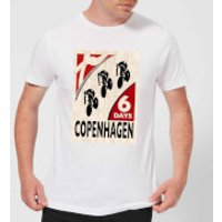 Mark Fairhurst Six Days Copenhagen Men's T-Shirt - White - XL - White