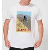 Mark Fairhurst Bianchi Men's T-Shirt - White - XXL - White