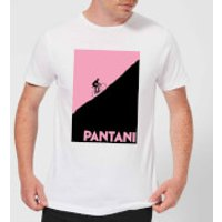 Mark Fairhurst Pantani Men's T-Shirt - White - XL - White