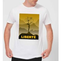Mark Fairhurst Liberte Men's T-Shirt - White - L - White