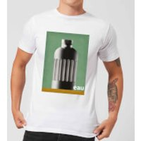 Mark Fairhurst Eau Men's T-Shirt - White - M - White