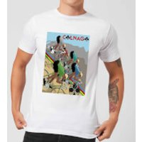 Mark Fairhurst Colnago Men's T-Shirt - White - XL - White