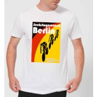 Mark Fairhurst Six Days Berlin Men's T-Shirt - White - XL - White