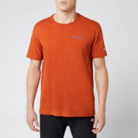 Champion Men's Small Script T-Shirt - Brown - XS