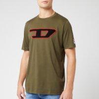 Diesel Men's Just Division T-Shirt - Khaki - M