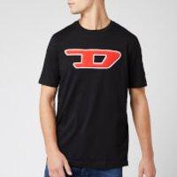 Diesel Men's Division Just D T-Shirt - Black - L