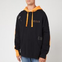 Axel Arigato Men's Vice Hoody - Orange/Black - M