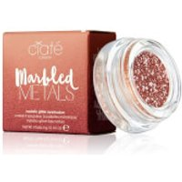 Ciate London Marbled Metals Metallic Glitter Eyeshadow 4g (Various Shades) - Gilded