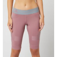 adidas by Stella McCartney Women's Hybrid Shorts - Blush Mauve - M