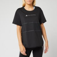 adidas by Stella McCartney Women's Run Loose Short Sleeve T-Shirt - Black - M