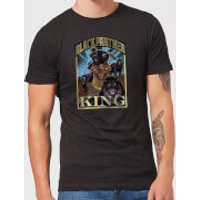 Marvel Black Panther Homage Men's T-Shirt - Black - S - Black