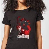 Marvel The Punisher Women's T-Shirt - Black - XXL - Black