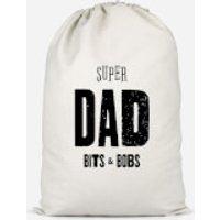 Super Dad Bits And Bobs Cotton Storage Bag - Large - Storage Gifts