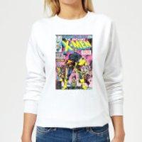 X-Men Final Phase Of Phoenix Women's Sweatshirt - White - S - White