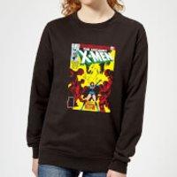 X-Men Dark Phoenix The Black Queen Women's Sweatshirt - Black - XS - Black