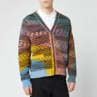 Missoni Men's Patterned Cardigan - Multi - EU 48