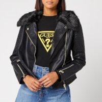 Guess Women's Tasha Jacket - Jet Black - S
