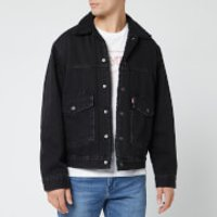 Levi's Men's Patch Pocket Sherpa Trucker Jacket - Ricky - XL