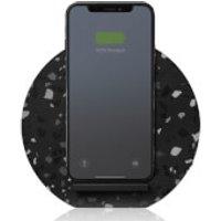 Native Union Terrazzo Wireless Dock - Slate
