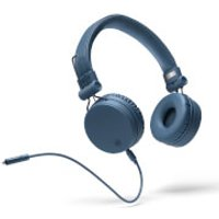 Mixx OX1 Wired 3.5mm Stereo Headphones - Blue - Music Gifts