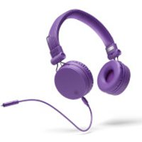 Mixx OX1 Wired 3.5m Stereo Headphones - Purple - Music Gifts