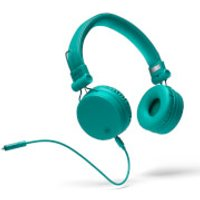 Mixx OX1 Wired 3.5mm Stereo Headphones - Teal - Music Gifts