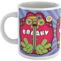 Hippie Psychedelic Cartoon Mug - Cartoon Gifts