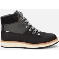 TOMS Women's Mesa Waterproof Hiking Style Boots - Black - UK 7