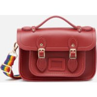 The Cambridge Satchel Company Womens Mini Satchel - Classic Red/Rainbow