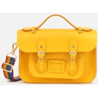 The Cambridge Satchel Company Womens Mini Satchel - Spectra Yellow/Rainbow