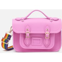 The Cambridge Satchel Company Womens Mini Satchel - Violet/Rainbow